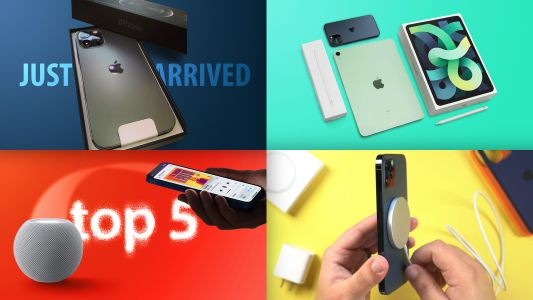 Top Stories: iPhone 12, iPhone 12 Pro, MagSafe Charger, and New iPad Air Launch