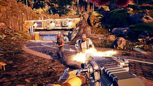 The Outer Worlds, Saints Row IV Lead October's Game Pass for PC
