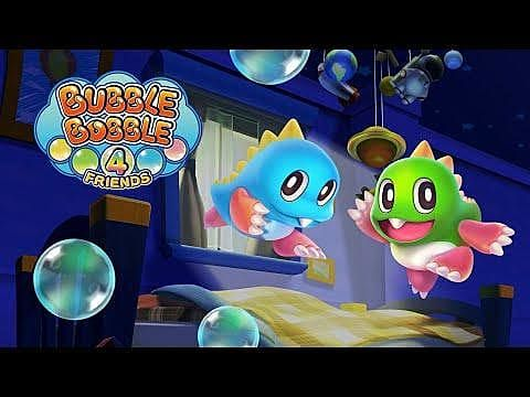 Bubble Bobble 4 Friends Heads to North America in March