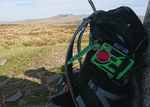 RIoT Brick Raspberry Pi Internet of Things GPS tracker project
