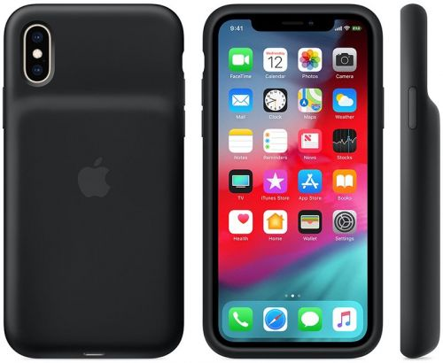 Correction: iPhone XS and XS Max Smart Battery Cases Have Larger Capacity Than Previous Versions