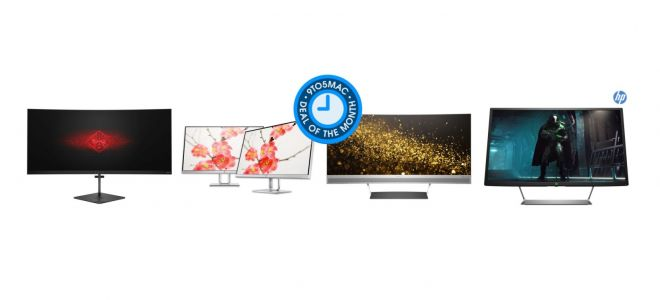 Deal of the Month: Save big on HP displays, printers, USB-C hubs and more