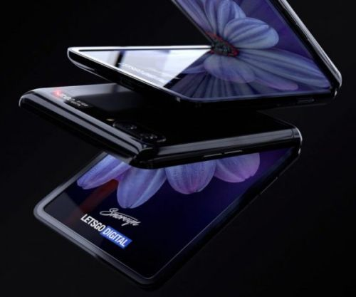Galaxy Z Flip Tipped To Flaunt A Visible Hinge And Raised Bezels