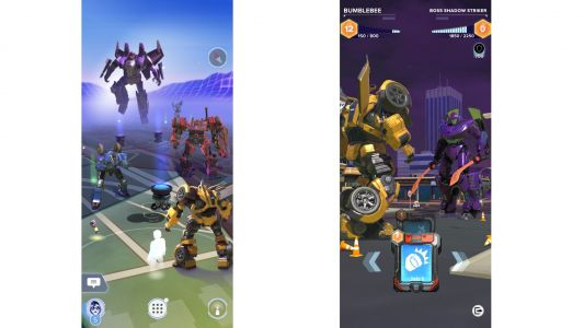 'Transformers: Heavy Metal' Is a New AR Game for Mobile from 'Pokemon GO' Creator Niantic