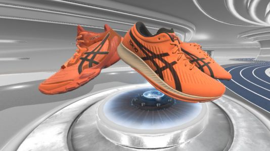 Asics finally releases its first carbon plate running shoe to take on Nike's VaporFlys