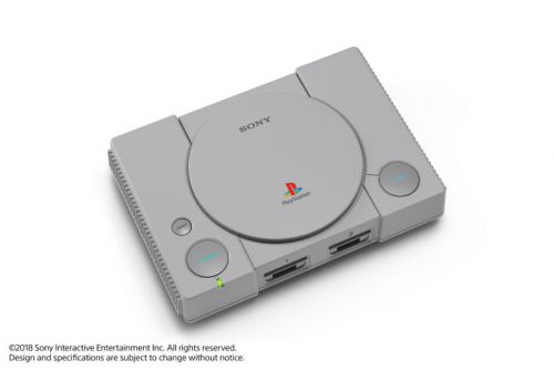 Sony Debuts PlayStation Classic With 20 Pre-Installed Games, Available In December