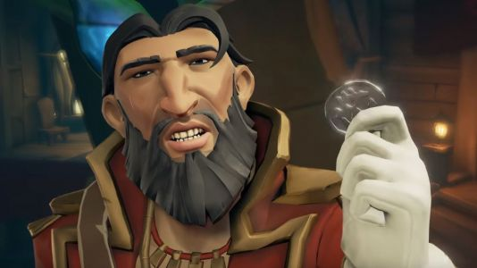 Sea of Thieves is getting a crossover with Disney's Pirates of the Caribbean