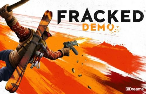 Fracked game demo now available for PlayStation VR
