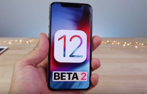Whats New In iOS 12 Beta 2