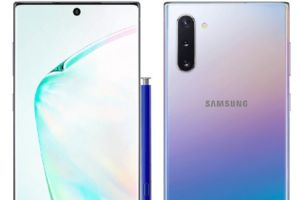 Galaxy Note 10 leak reveals all: detailed spec sheet, features, release date, more