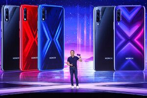 Honor 9X and 9X Pro go official with pop-up cameras, huge displays