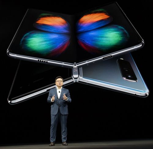 Samsung Galaxy Fold Pre-Orders Will Kick Off April 26