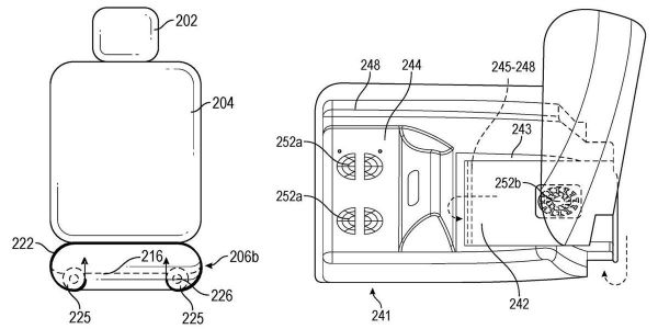 Apple Has A Hi-Tech Car Seat To End All Hi-Tech Car Seats