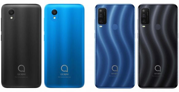 TCL Serves Up Two New Budget-First Alcatel Handsets At MWC 2021