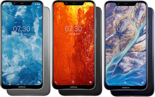 Nokia 8.1 Unveiled: Elegant Phone with 6.18-Inch Display, 20MP Selfie Cam, Zeiss Optics