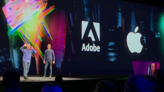 Adobe MAX 2018: Phil Schiller discusses Photoshop for iPad, AR, collaboration with Adobe