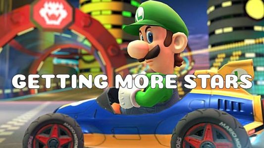 How to Get More Stars in Mario Kart Tour