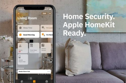 Abode brings HomeKit functionality to its iota home security system