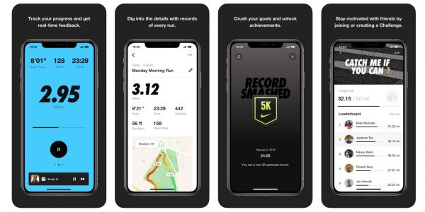 Nike Run Club for iPhone and Apple Watch adds new post-run metrics and more