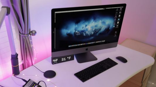 Apple tweaks iMac Pro lineup with more powerful base model, but no nano-texture display option