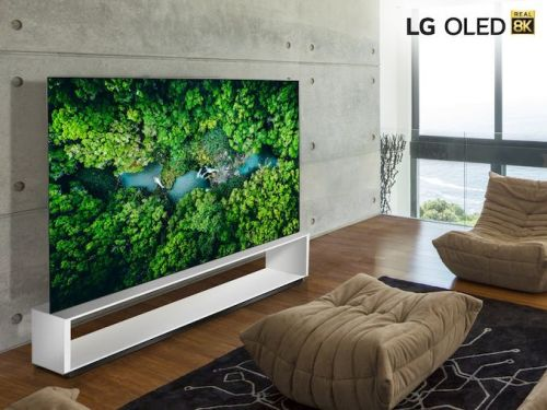 CES 2020: LG's New 8K TVs Use α9 Gen 3 SoC with AV1 Decoding & AI Support