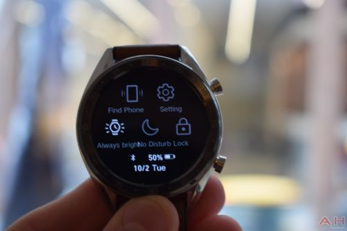Huawei Debuts Watch GT & Band 3 Pro With 30-Day Battery Life