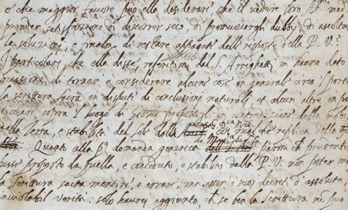 Historians find long-lost Galileo letter hiding in plain site at Royal Society