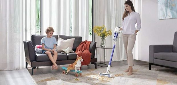 Save Up To 45% On Select eufy Robot & Stick Vacuum Cleaners - Today Only!