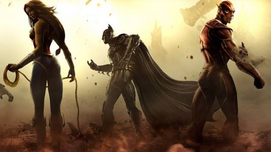 Injustice: Gods Among Us Animated Movie Confirmed