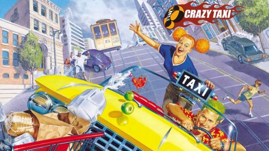 SEGA Has A Crazy Idea, To Revive The Crazy Taxi Franchise