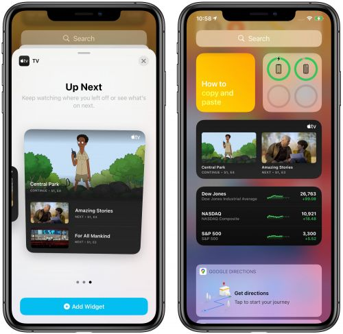 Everything New in iOS 14 Beta 4: Apple TV Widget, Search Improvements, Exposure Notification API and More