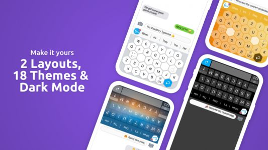 Unique iPhone Keyboard Typewise Updated With New Autocorrection Technology