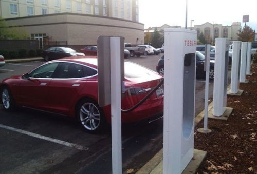 Tesla Is Raising Supercharger Prices
