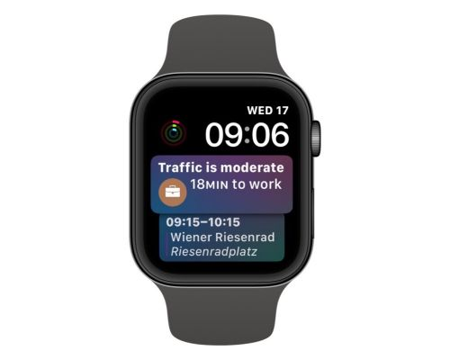 How to Get Directions to a Calendar Event on Apple Watch