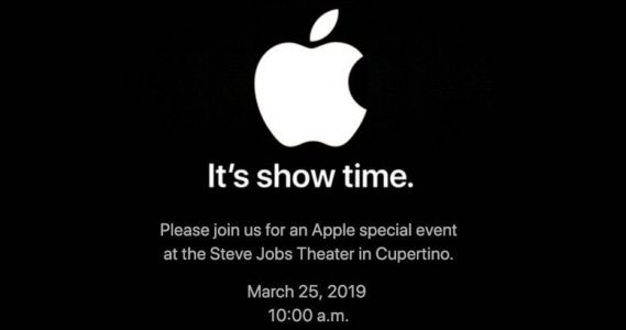 Apple's March 2019 Media Event: Spoiler-Free Video Stream