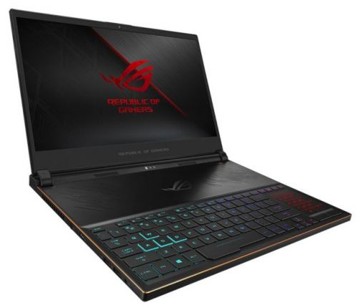 ASUS Zephyrus S Gaming Laptop Officially Launched