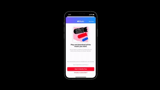 Apple's new MusicKit API lets developers offer Apple Music trials, and rewards them with a payout