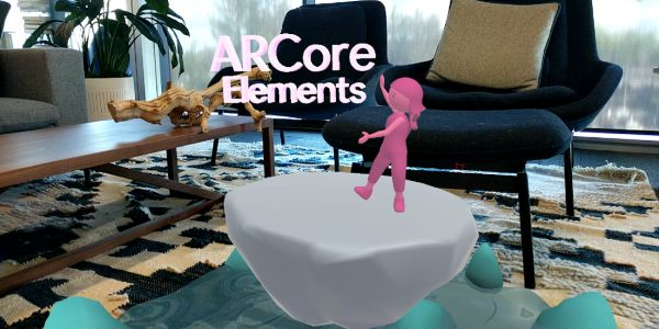 ARCore 1.7 adds Augmented Faces API for AR selfies, new 'Elements' app covering design basics