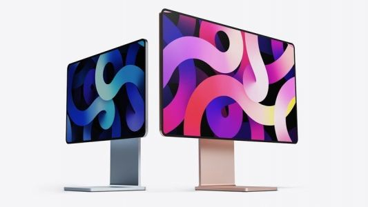 Concept imagines new iMac ahead of Apple's 'Spring loaded' event
