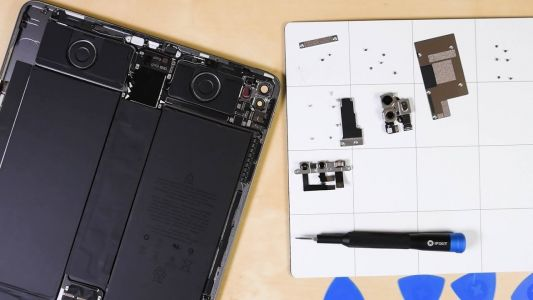 2020 iPad Pro Teardown Provides Closer Look at LiDAR Scanner and Confirms Incremental Update