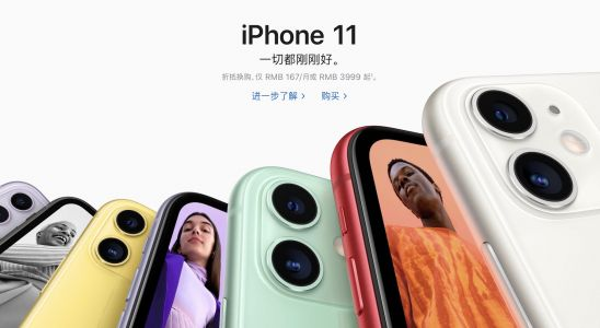 Apple Seeking to Build China-Based iPhone Supply Chain Exclusively for Chinese Market