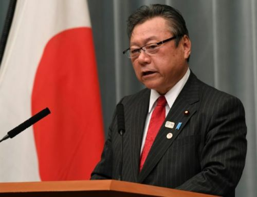 Japan's New Cybersecurity Minister Has Never Used A Computer