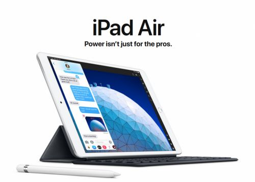 What's Old is New Again: Apple Announces New iPad Air