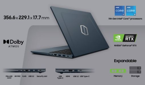 "Samsung Galaxy Book Odyssey: A Promising 15.6"" Gaming Laptop"