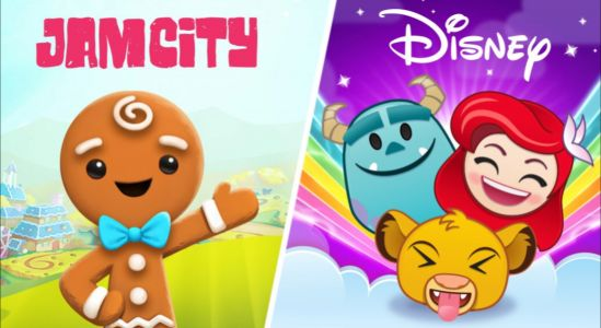 Disney And Jam City Announce Multi Year Mobile Game Development Partnership