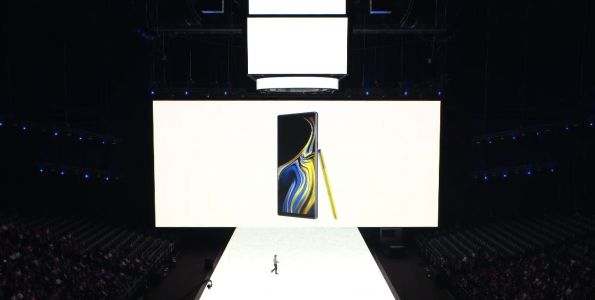 The Samsung Galaxy Note 9: a dull launch, too expensive.but that's a good thing