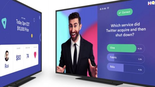 HQ Trivia brings live trivia game show with cash prizes to the Apple TV