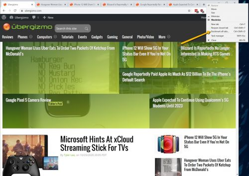 How To Save Google Chrome Tabs For Later