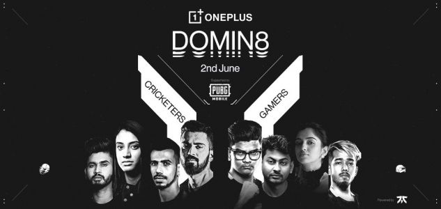 OnePlus organises PUBG pro-gamers face-off with Indian cricketers