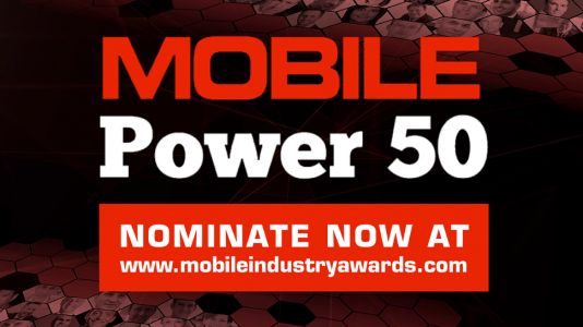 2019 Mobile Power 50 - Nominations closing soon